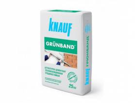 Штукатурка Кнауф Грюнбанд 25 кг цементная