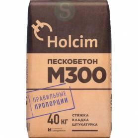 Сухая смесь Holcim М-300 40кг