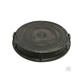 Люк ПКТ 800/120/80мм (нагрузка 25т) черный