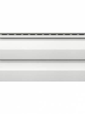 Сайдинг VOX белый 0.25 х 3.85м S-101
