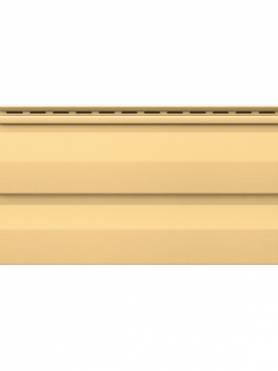 Сайдинг VOX желтый 0.25 х 3.85м S-101