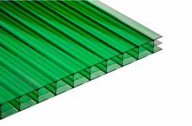 Сотовый ПК Зеленый 4мм 2.1*6м