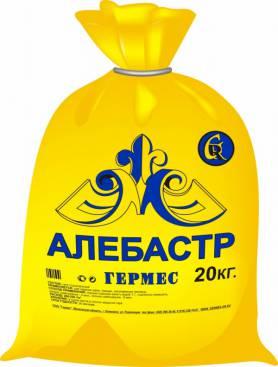 Алебастр 20кг