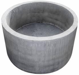 Кольцо с дном ж/б 1м 0.9м