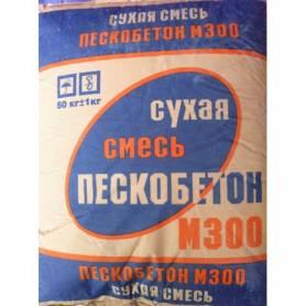 Сухая смесь  М-300  50кг