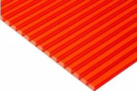 Сотовый ПК Красный 4мм 2.1*6м