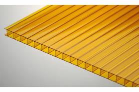Сотовый ПК Желтый 6мм 2.1*6м