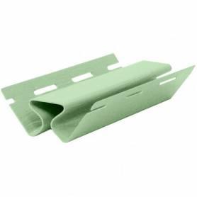 Планка VOX угол внутренний св-зеленая 3.05м S-113
