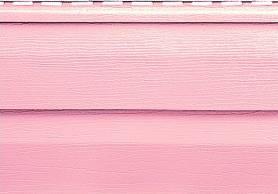 Сайдинг VOX розовый 0.25 х 3.85м S-101